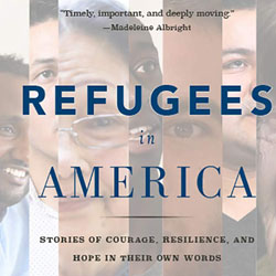 "BOOK LAUNCH & DISCUSSION: ""REFUGEES IN AMERICA,"" BY RABBI LEE BYCEL"